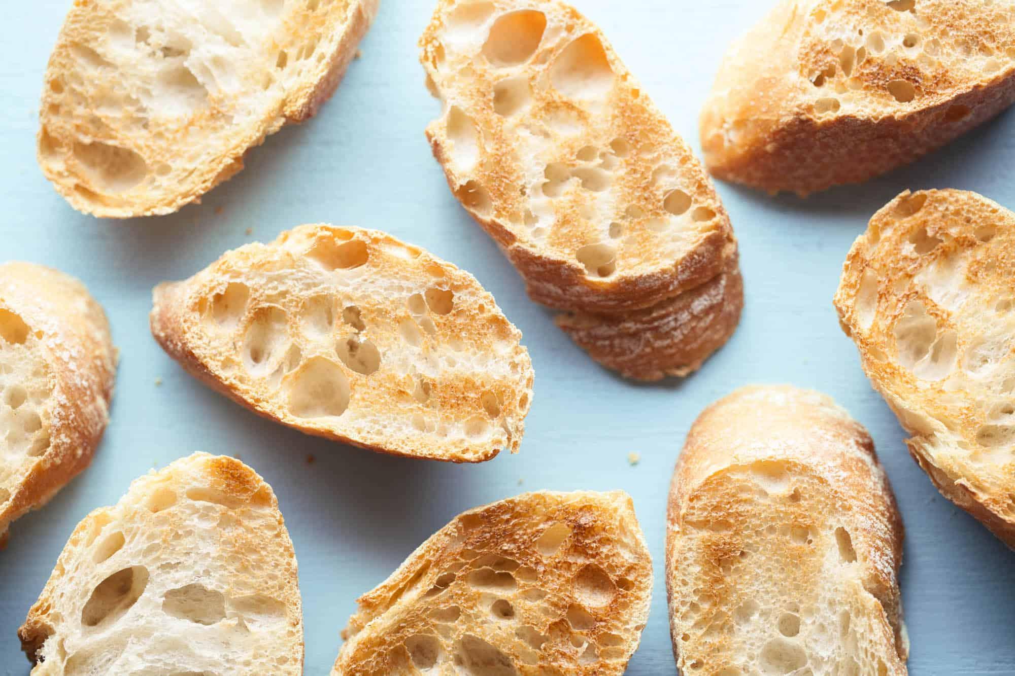 llesques de pa