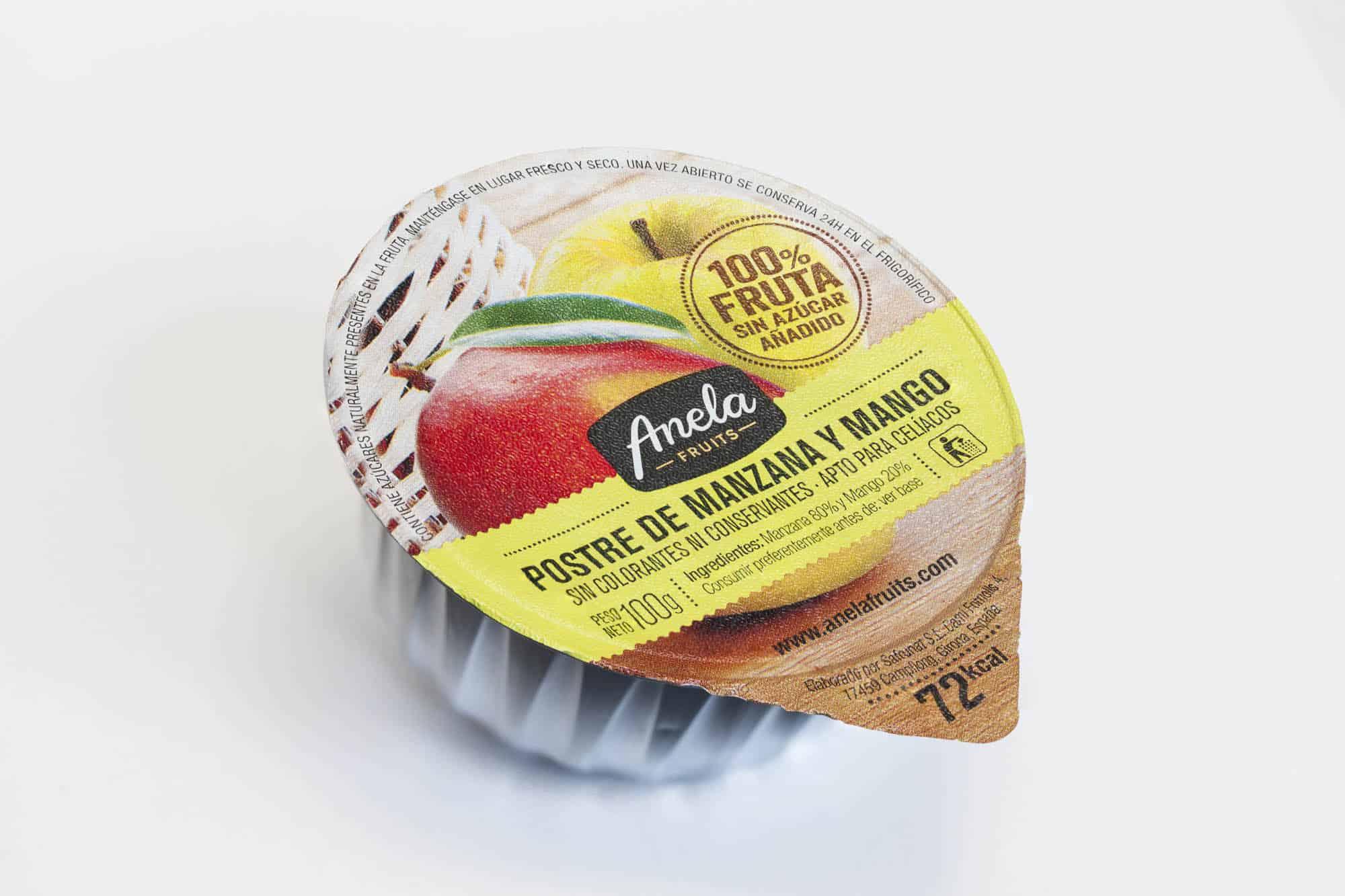 tarrina Anela fruits